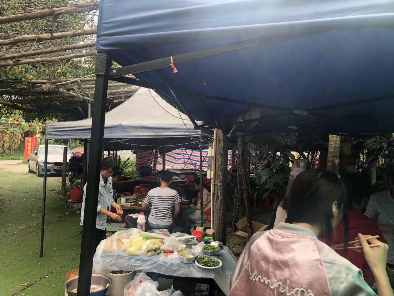 艾韦迅科技组织2019年首次春游活动