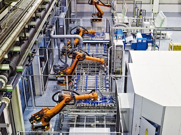 智能制造在工业自动化中的研究,工业自动读码是否必要