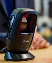 Zebra DS9308: 功能丰富的小巧型台面扫描器