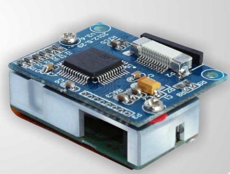 一维条码激光扫描模组IVY-SE855