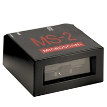 Microscan邁思肯MS-2超緊湊CCD讀碼器
