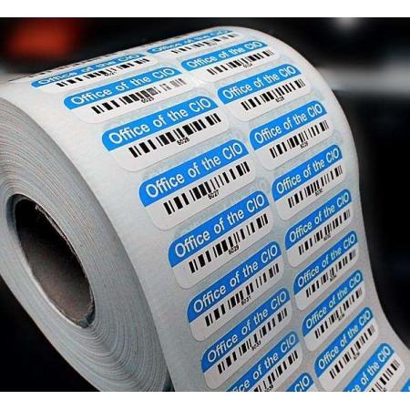 易碎纸标签