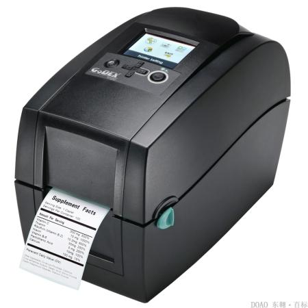 科诚GODEX打印机RT230i
