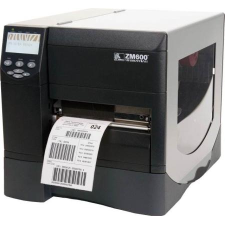 斑马Zebra ZM600标签打印机300pdi