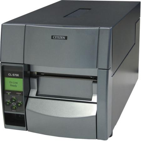 西铁城CLS700/CLS703工业级条码打印机