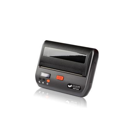 芝柯HDT334 四英寸便携热敏打印机