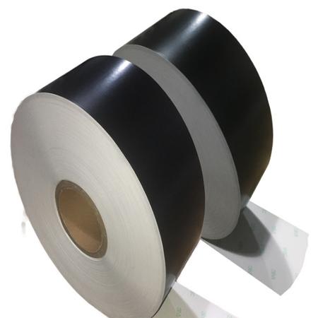 3M 57813黑色哑光PI耐高温标签