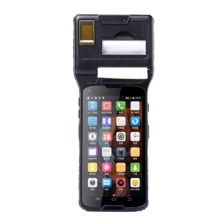 富立叶CM550系列工业级安卓打印手持终端
